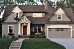 Best Exterior House Paint Color Ideas & Designs