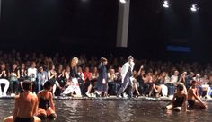 #HenrikVibskov CPH fashion show August 2014