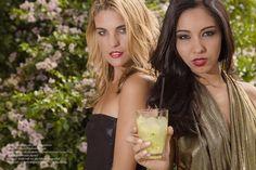 Belezas e um drink