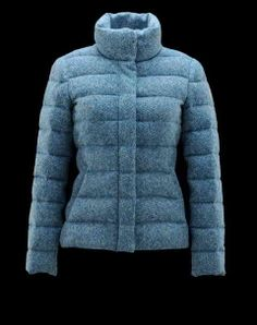 Cool And Discount Moncler Cardere 3 Ocean Blue Jacket
