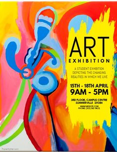 55 Best Art Exhibition Posters Images Art Exhibition Posters