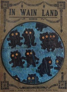 "bunny-realness: "" in wain land (1918) """