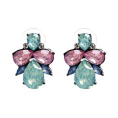 13 colors fashion women statement stud Earrings  amp ndash  Sattaj  Collections Jewelry Party 41e205873a3c