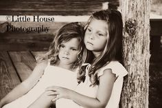Sisters  photography ideas