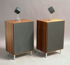Post with 0 votes and 582 views. Audio Music, Hifi Audio, Audio Speakers, Audio Design, Speaker Design, Floor Standing Speakers, Audio Room, Bang And Olufsen, Speaker Stands