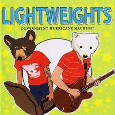 Lightweights - Government Hurricane Machine (2006)  Drums