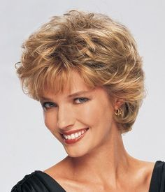 number 1 top short hairstyles for women over 50 | STARDUST by Revlon (Clearance) | Wilshire Wigs