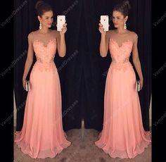 174.00$ Watch now - http://viqyg.justgood.pw/vig/item.php?t=vbrn1n34591 - Sheer Neckline Cap Sleeve Lace Bodice A-Line Chiffon Long Prom Dress 174.00$