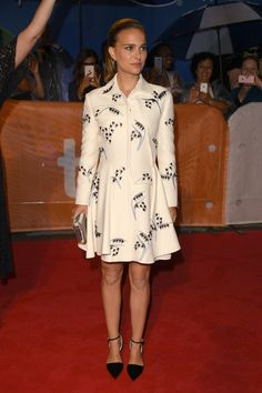 natalie portman Dior meilleurs looks grossesse tapis rouge venice