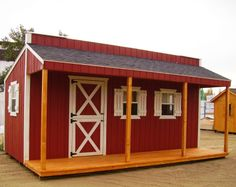 Nice Idea For A Tack Shed Horse Shed Tack Room