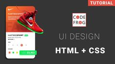 Product Card UI Design Tutorial #uidesign #productCard #webdesign Ui Design Tutorial, Design Tutorials, Web Layout, Layout Design, App Ui Design, Web Design, Card Ui, Tracking App, Html Css