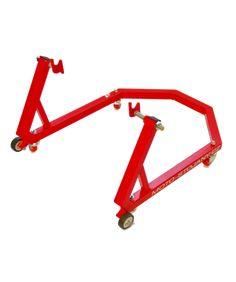 Zadní stojan na moto Red Plus Red