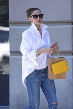 """25 +> Olivia Palermo - # Frühling - Sommer Mode Ideen - Olivia Palermo - # Frühling - Sommer Mode Ideen""""> 25 +> Olivia Palermo - # Frühling , Source by sommermodeideen Olivia Palermo Lookbook, Olivia Palermo Style, Olivia Palermo Outfit, Mode Outfits, Casual Outfits, Fashion Outfits, Fashion Trends, Trending Fashion, Fashion Weeks"""