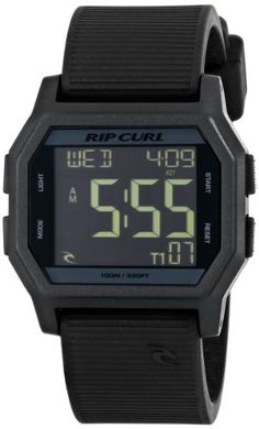 "Rip Curl Unisex A2701  ""Atom"" Digital Watch Rip Curl  http://www.amazon.com/gp/product/B00IWTP0TM/ref=as_li_tl?ie=UTF8&camp=1789&creative=390957&creativeASIN=B00IWTP0TM&linkCode=as2&tag=vad619-20&linkId=BJHWEOE4DFKU5XFY"