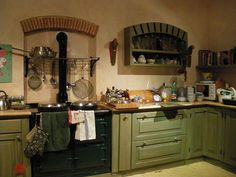 Decorating Tuscan Kitchens: Tips Plus 12 Design Inspiration
