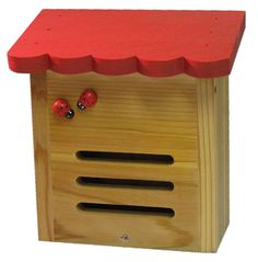 Red Roof Ladybug House