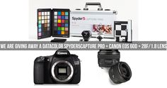 Enter to Win the Ultimate Photography Prize Package!We are giving away a Datacolor Spyder5CAPTURE PRO + Canon EOS 60D + 28f/1.8 lens. (Total Retail Value – $1,700) One lucky winner will receive a Datacolor Spyder5CAPTURE PRO & Canon EOS 60D Camera & Canon EF 28f/1.8 USM lens. (we will choose a random winner at October [...]