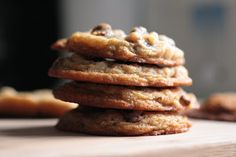 Go to chocolate chip cookie recipe