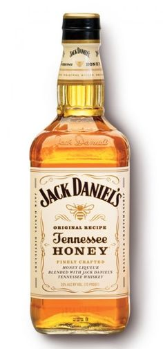 Tennessee Honey Jack Daniels...this may just be my new best friend