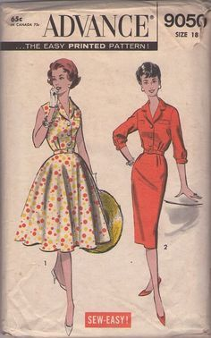 VINTAGE SEWING PATTERNS SEW EASY - Google Search