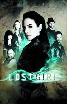 Lost Girl. Awesomely entertaining show about the Light and Dark Fae, starring a succubus. Perfect for Halloween viewing.