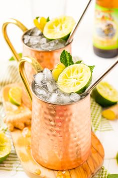 How To Make The Best Ever Moscow Mule Recipe With Vodka Lime Juice Ginger