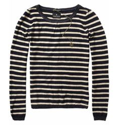 Signature Crew Neck with Star Shaped Elbow Patches