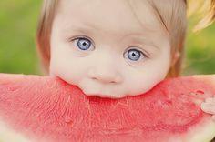 Children Imagination Session | Watermelon | Lynnwood, Seattle, Shoreline & Everett Washington Children Photographer | Aly Collins Photography