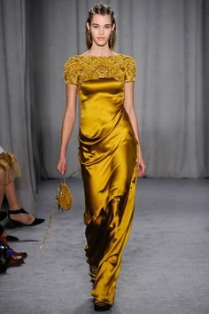 Marchesa Fall 2014 RTW - Runway Photos - Fashion Week - Runway, Fashion Shows and Collections - Vogue Haute Couture Style, Couture Mode, Fashion Week, Runway Fashion, High Fashion, Review Fashion, Dress Fashion, Fall Fashion, Beautiful Gowns