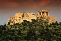 La Acrópolis, Grecia