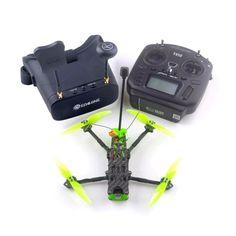 Eachine Novice-IV (RTF 2x Battery Version) - US$399.99 4 Inch 3-4S Sub 250g LR Micro Long Range FPV Racing Drone RTF & Fly more w/ EV800DM Goggles Radiomaster TX12 Transmitter - RTF 2x Battery Version #FPV #Racing #Quadcopter #drone #Eachine #NoviceIV #Novice #дрон #квадрокоптер #banggood #sale #скидка 1840445 Quadcopter Drone, Racing, Running, Auto Racing