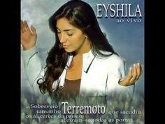 Terremoto - Eyshila - Playback (-2tons)