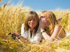 Pray with A Friend About a Secret You Have Carried  Having someone to pray with is a powerful spiritual principle. God cares about relationships and honors in a special way the agreement of his children. Share your private concerns confidentially with a friend, then together take those concerns to God. In the comfort of two will come the power of three!