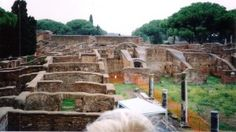 My photo tour of Ostia Antica, St. Augustine's home town