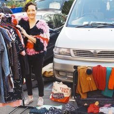 Khoollect tips: hosting a car-boot sale Car Boot Sale, Raising, Fur Coat, Style Inspiration, Tips, Fashion, Moda, Fashion Styles, Fashion Illustrations
