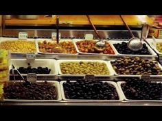 La Boqueria Market in Barcelona Part 2 - Chocolate, Candy & Produce - YouTube