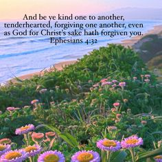 And be ye kind one to another, tenderhearted, forgiving one another, even as God for Christ's sake hath forgiven you. Christ Quotes, Biblical Quotes, Bible Verses Quotes, Bible Scriptures, Faith Quotes, Bible Verse Search, Book Of Ephesians, Powerful Scriptures, Bible Doodling