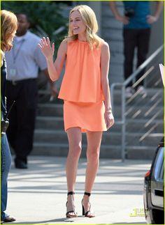 Kate Bosworth   El Mundo de Emily: septiembre 2011