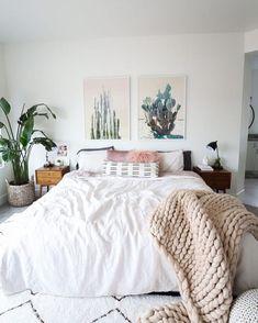 California Cool Bedroom Inspiration