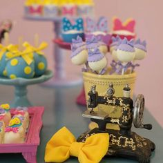 Minnie Mouse Party, Mouse Parties, 3rd Birthday Parties, 2nd Birthday, Minnie Boutique, Mini Mouse, Birthdays, Bow, Daisy Duck Party