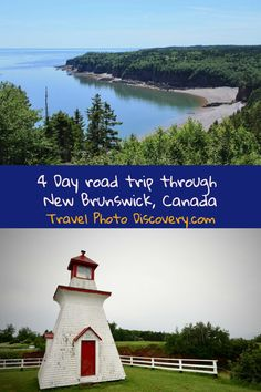 New Brunswick Road Trip - fantastic attractions, gorgeous coastline and adventure experiences around New Brunswick that you can do as a road trip through this scenic region of Eastern Canada Vacation Days, New Brunswick, Places Of Interest, Canada Travel, Regional, Kayaking, Travel Photos, National Parks, Road Trip