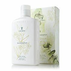 thymes eucalyptus lotion