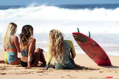 Surfer Style 101: Tag Along for a Beach Day with Billabong's Pro Riders