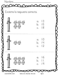 Tens & ones: Decenas y unidades! Preparing students for the Common Core! 142 pages total! 71 pages in Spanish, 71 pages in English! PLEASE LEAVE FEEDBACK! I appreciate it!  http://www.teacherspayteachers.com/Product/Decenas-y-unidades-Tens-Ones-PLACE-VALUE-SPANISH-ENGLISH-1189143