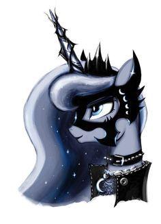 Luna is best Princess.
