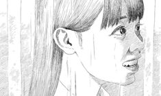 Gunma, Blood On The Tracks, See Images, Manga Girl, Cartoon Art, Art Inspo, Illusions, Horror, Anime