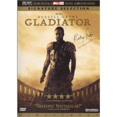 Gladiator... Maximus has inspired all of us to achieve greatness, to keep our honor and to discipline our character. A true life changing movie of how much and how great one can get.