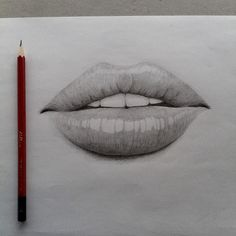 Amazing Lip Drawing Ideas & Inspiration - Brighter Craft A . Amazing Lip Drawing Ideas and Inspirations . Amazing Lip Drawing Ideas & Inspiration - Brighter Craft A . Amazing Lip Drawing Ideas and Inspirations . Realistic Drawings, Art Drawings Sketches, Pencil Drawings, Drawing Lips, Drawing Faces, Pencil Sketching, Drawings Of Lips, Drawing Drawing, Mouth Drawing
