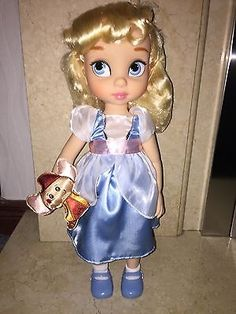 Disney Store Animation/Animator Cinderella Doll