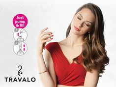 Travalo Parfumerefill T Shirts For Women, Gadgets, Fashion, Moda, La Mode, Fasion, Fashion Models, Trendy Fashion, Tech Gadgets